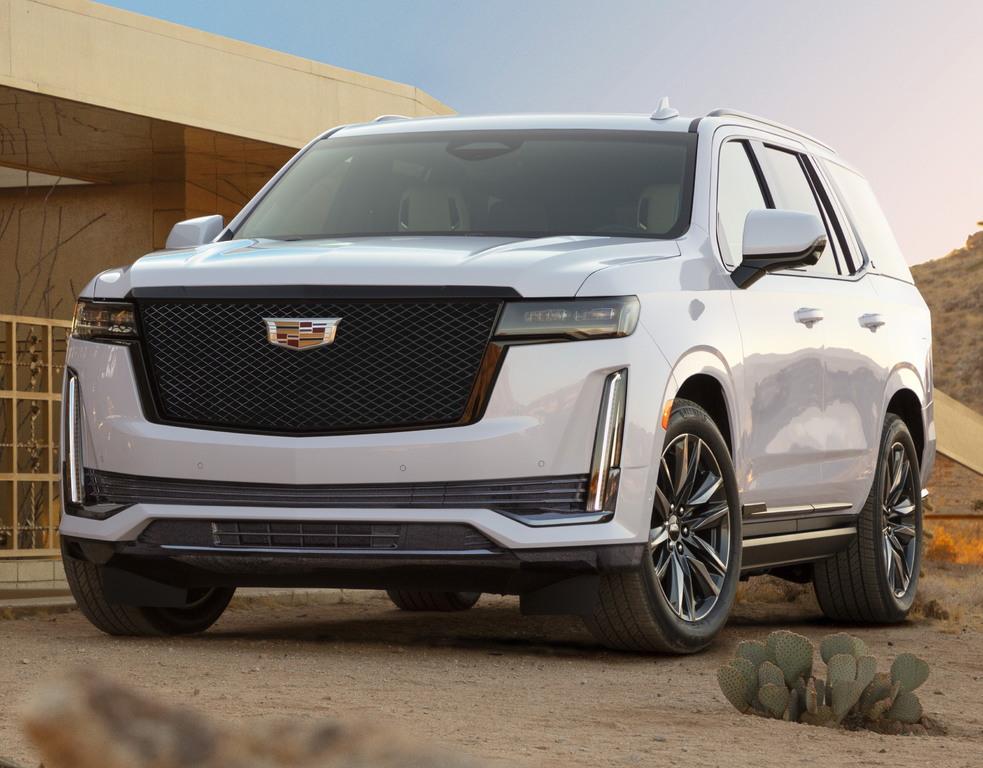 2021 Chevrolet Tahoe/Suburban vs GMC Yukon vs Cadillac ...