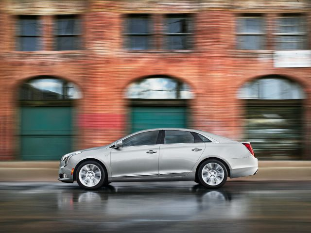 2018 Cadillac XTS Luxury facelift