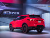 2019 Chevrolet Blazer RS - rear, on stage