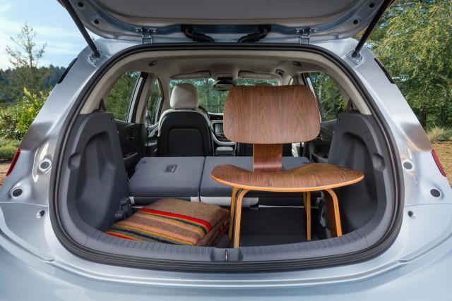 2017 Chevrolet Bolt EV - trunk