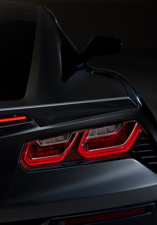 2014 Chevrolet Corvette Stingray - taillamps