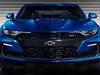 2019 Chevrolet Camaro SS coupe facelift - new single frame grille