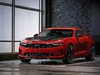 2019 Chevrolet Camaro Turbo 1LE - front, red