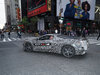 2021 Chevrolet Corvette disguised in NYC