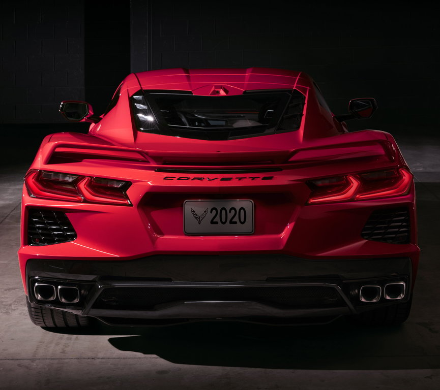2020 Chevrolet Corvette Stingray