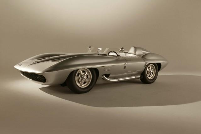 Chevrolet Corvette Stingray 1959 Racer And Concept Photos