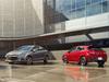 2019 Chevrolet Cruze Premier sedan and RS hatch