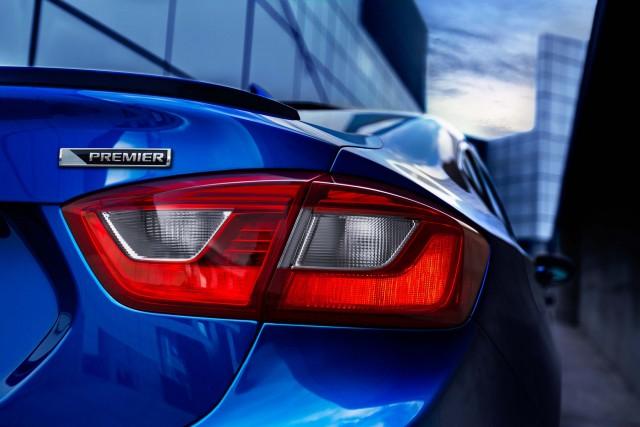 2016 Chevrolet Cruze Premier Badge