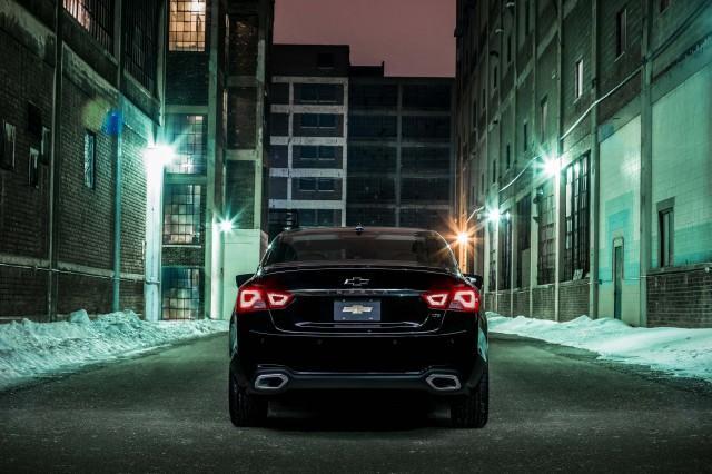 MY2016 Chevrolet Impala Midnight Edition