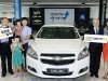 Buyer of 10 millionth Chevrolet Malibu gains life-long Complete