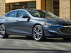 2019 Chevrolet Malibu Premier facelift - front