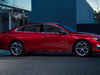 2019 Chevrolet Malibu RS facelift - side, red