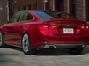 2019 Chevrolet Malibu RS facelift - rear, red