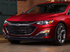 2019 Chevrolet Malibu RS facelift - new grille, bumpers