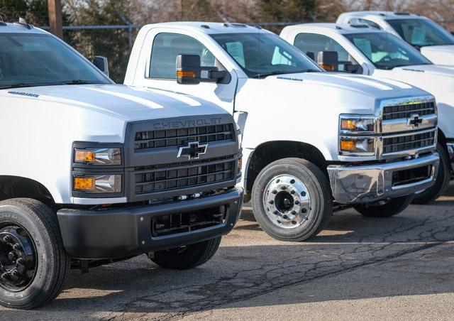 Chevrolet Silverado 4500HD/5500HD/6500HD Ship To Dealers