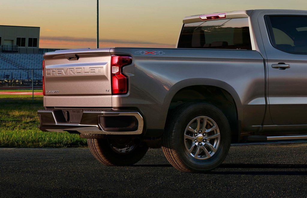 2019 Chevrolet Silverado LT
