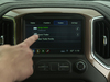 The Advanced Trailering System infotainment app allows customers