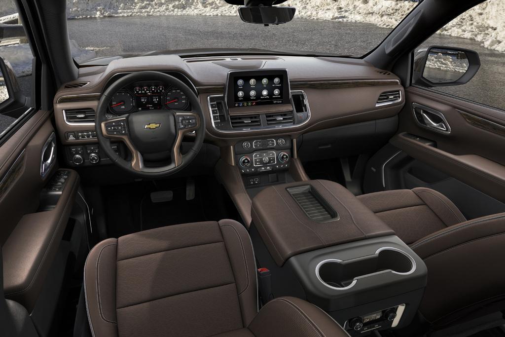 2021 Chevrolet Suburban vs Tahoe: Differences & changes ...