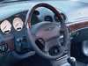 Chrysler 300M - interior, dashboard, steering wheel