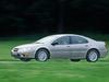 Chrysler 300M side, driving