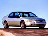 1995 Chrysler Cirrus sedan - silver
