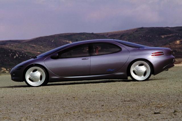 1992 Chrysler Cirrus Concept