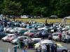 Citroen DS 60th anniversary meeting - car park