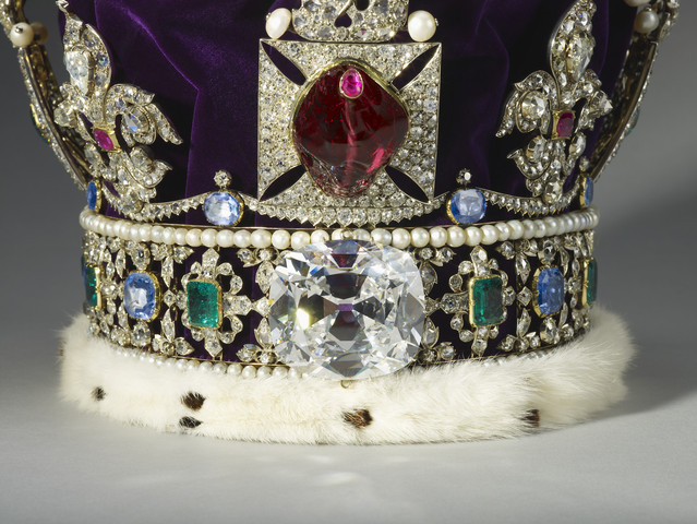 Imperial State Crown with Cullinan I or Great Star of Africa