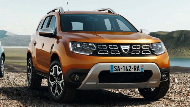 2017 Dacia Duster