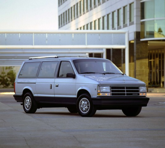 Dodge Caravan And Grand Caravan (S, 1984-1990) Photo