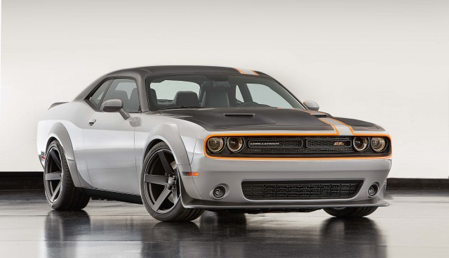 Dodge Challenger GT AWD concept - front