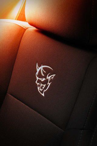 Front seat(s) in 2018 Dodge Challenger SRT Demon feature standar