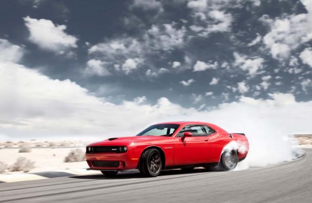 MY2015 Dodge Challenger SRT Hellcat