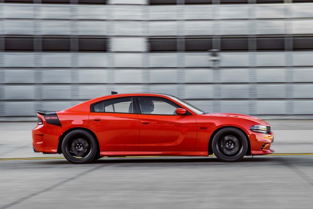 2017 Dodge Charger Daytona 392 - side