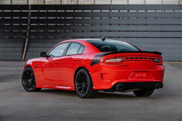 2017 Dodge Charger Daytona 392 - rear