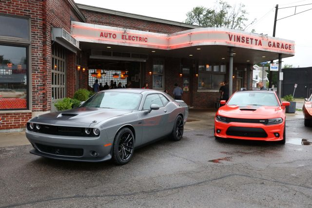 2017 Dodge Charger Daytona and Challenger T/A Woodward Dream Cruise Debut