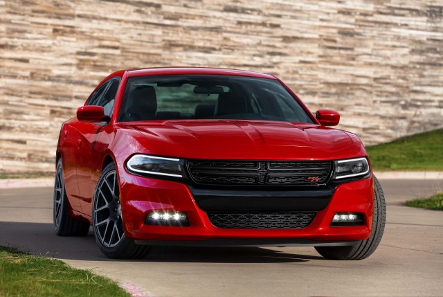 MY2015 Dodge Charger R/T