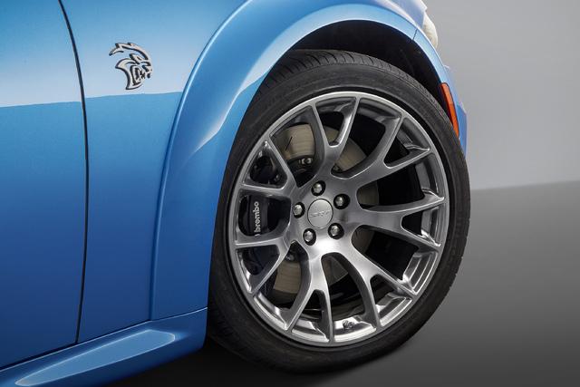 2020 Dodge Charger SRT Hellcat Widebody Daytona 50th Anniversary Edition