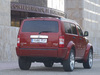 2007 Dodge Nitro - rear, red