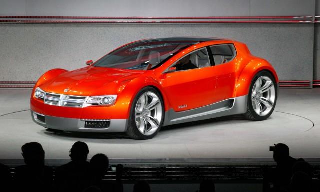 2008 Dodge ZEO Concept - front