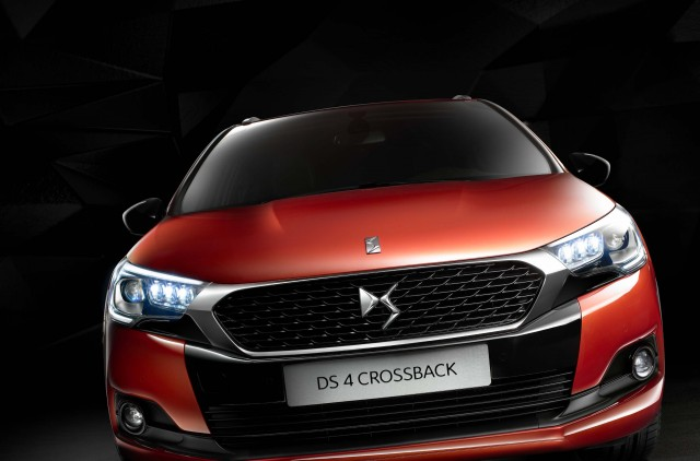 DS 4 facelift (2015) - front