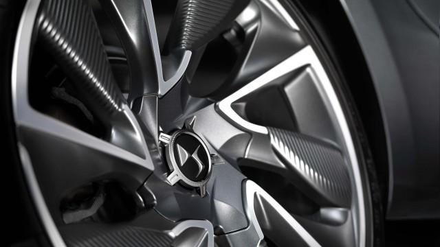 DS 4 facelift (2015) - alloy wheels