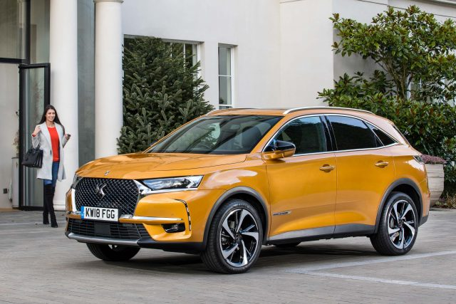 2018 DS 7 Crossback