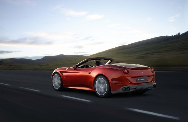 Ferrari California T with Handling Speciale option
