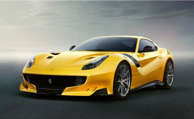 Ferrari F12 TdF - front