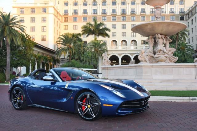 Ferrari F60 America: First of 10 convertibles arrives in USA ...