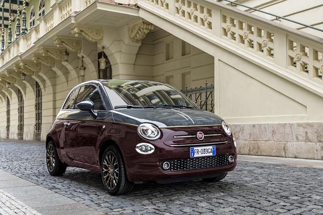 2018 Fiat 500 Collezione special edition