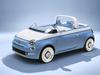 2018 Fiat 500 Spiaggina Showcar - front