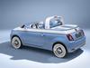 2018 Fiat 500 Spiaggina Showcar - rear