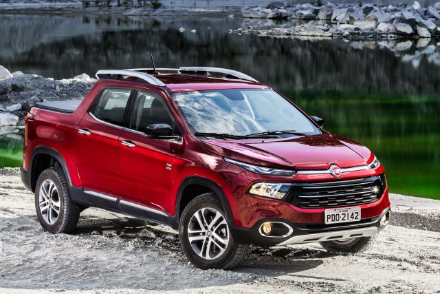 Fiat Toro Pickup Truck Is Not Coming To The Usa Sorry Between
